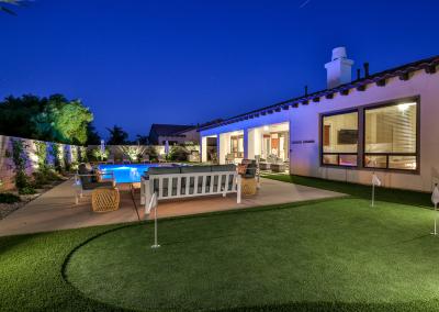 10 -  Backyard Night