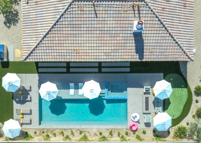 14 - Backyard Aerial View