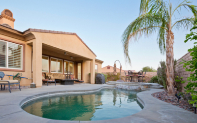 4 Peaceful backyard with Pool, Spa and BBQ