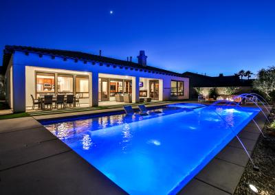 8 - Backyard Night