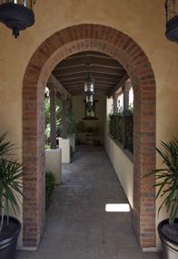 Courtyard 1