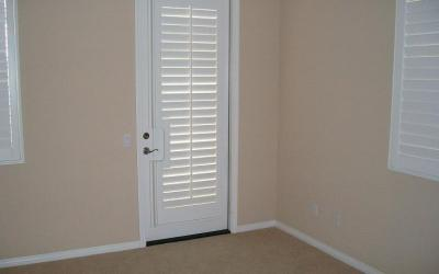 bedroom 4 exterior door